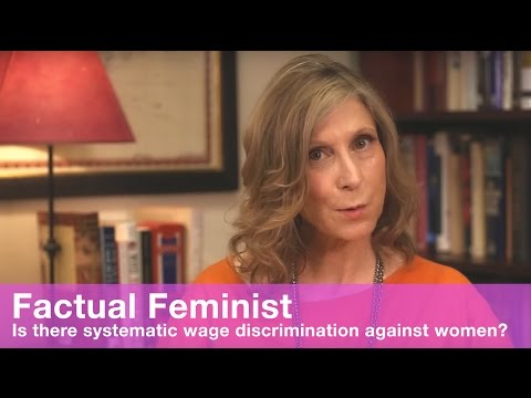 Video: Video:  Is there systematic wage discrimination against women?