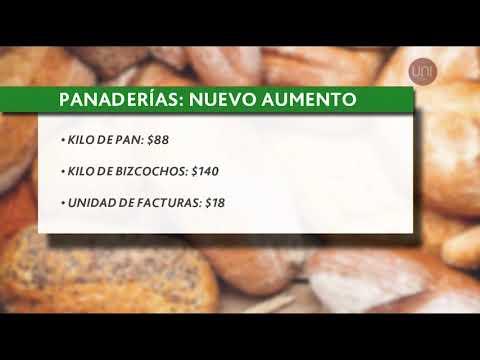 Aumento Cuánto costará el pan en Villa Maria desde mañana ? #noticias #economia #panaderos