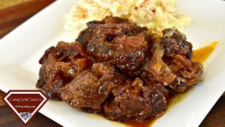 Smoky BBQ Oxtails RECIPE LINK http://bit.ly/2uVF9FW Braised Oxtails and Rice VIDEO LINK  https://youtu.be/fKHJuaFmItc