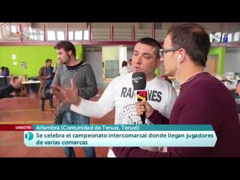I torneo intercomarcal Alfambra - abril 2018