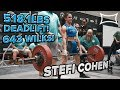 Stefi Cohen All-Time World Record Deadlift @ US Open 2018