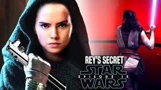 Star Wars Episode 9 Rey's Big Secret Revealed! (Leaked Details)
