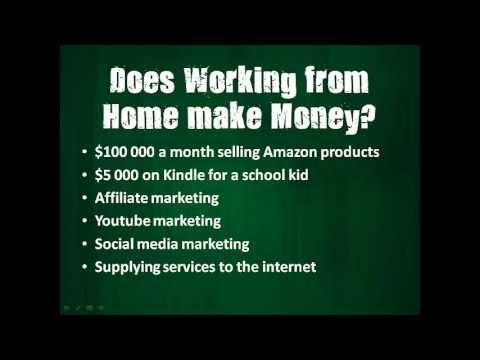 Top 3 work from home jobs 2013