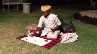 Khejarla India  city pictures gallery : Indian Magic Show