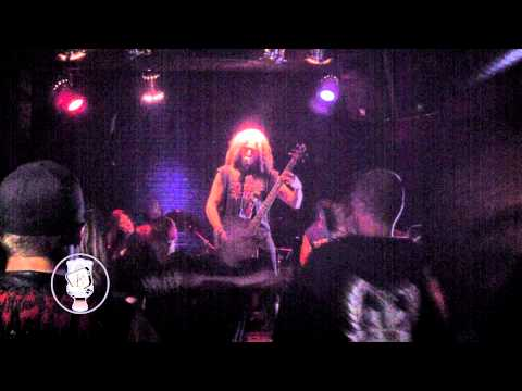 Cerebral Effusion LIVE | The Blue Lamp | on Capital Chaos TV