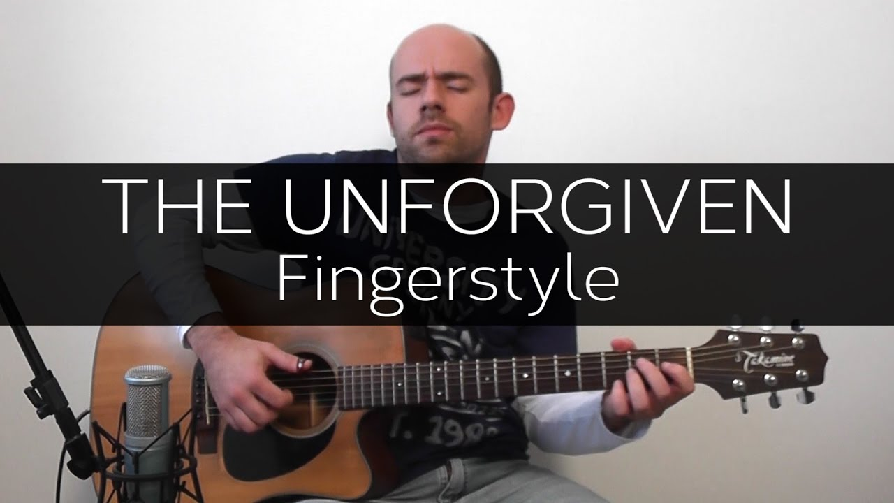 The Unforgiven (Metallica) – Acoustic Guitar Solo Cover (Fingerstyle)