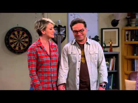 The Big Bang Theory - Amy and Sheldon getting ... S08E17 [1080p]