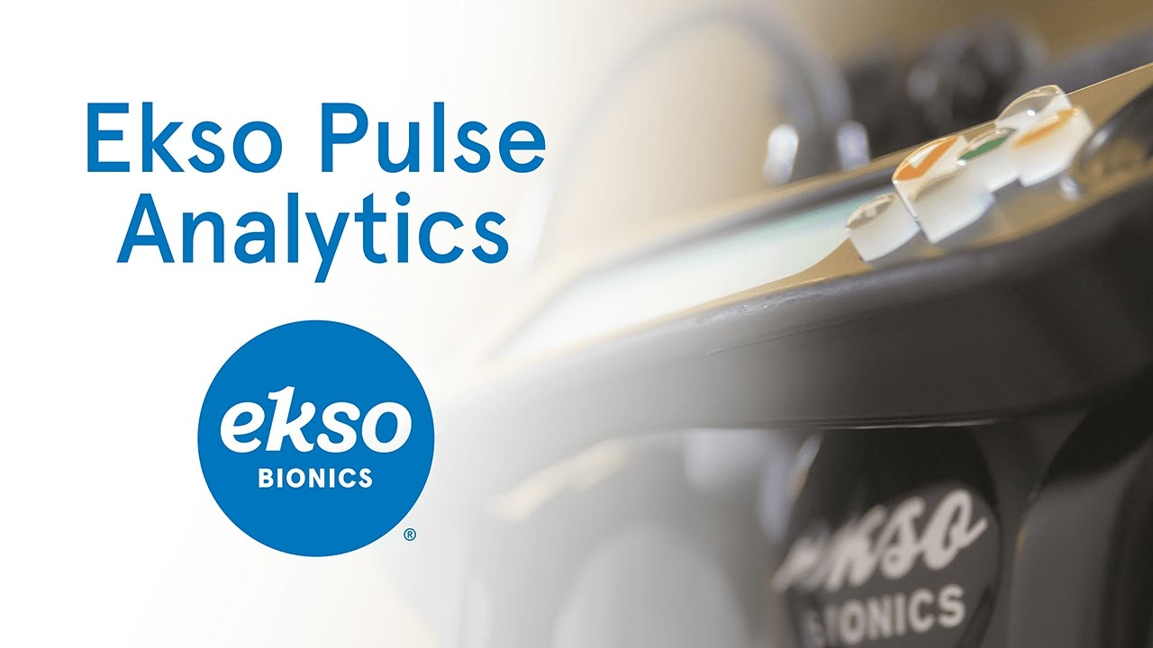 Go Digital with EksoPulse Analytics
