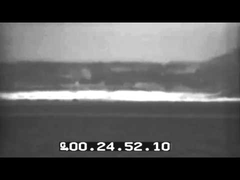 WW2 Bombardment Of Ie Jima, 04/15/1945 (full)