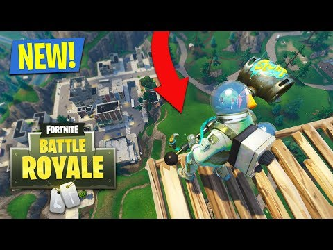 SURVIVE A MAX HEIGHT FALL!! (Fortnite Battle Royale) (видео)