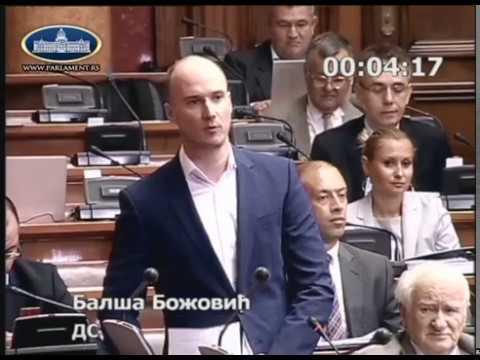 Балша Божовић: Власт потура фарсу око Македоније као тему због пада БДП-а...