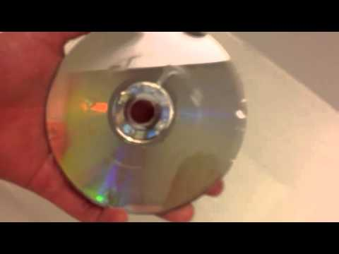 ps4 cracked disc