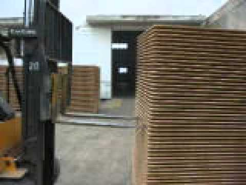 Presswood Nestable Pallet
