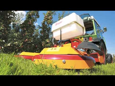 GL4 and GL4K Vineyards Mowers from Fischer Australis