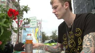 Machine Gun Kelly on , Mystikal and Tattoos - SXSW
