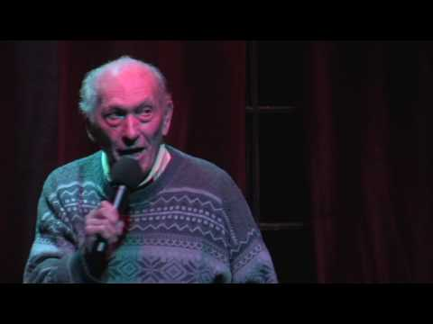 91 Year Old Comedian joins THE LAUGH PACK!