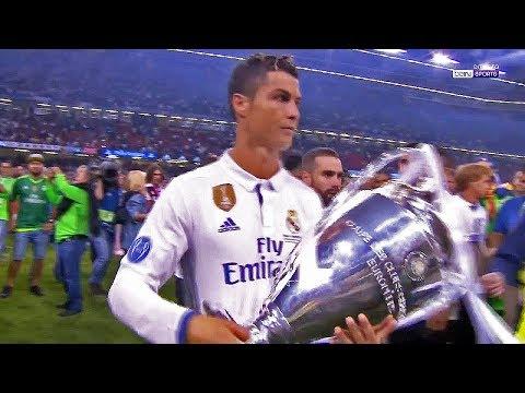 Cristiano Ronaldo vs Juventus ● Champions League ● Individual Highlights ● (03/06/2017) HD