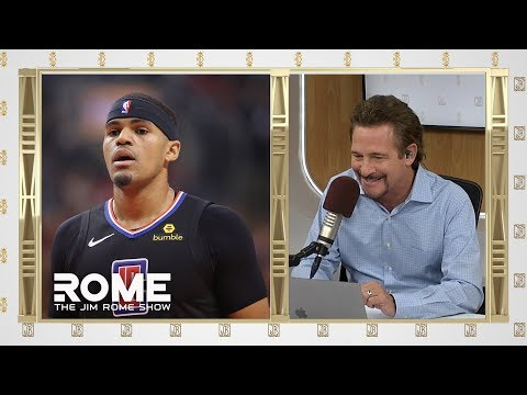 Video: Clippers TRADE Tobias Harris to 76ers | The Jim Rome Show