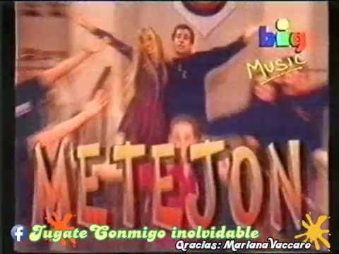 JUGATE CONMIGO 1994 - Metejón