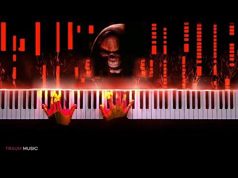 "Most Horrifying Piano Music - Liszt ""Der Doppelgänger"" видео"