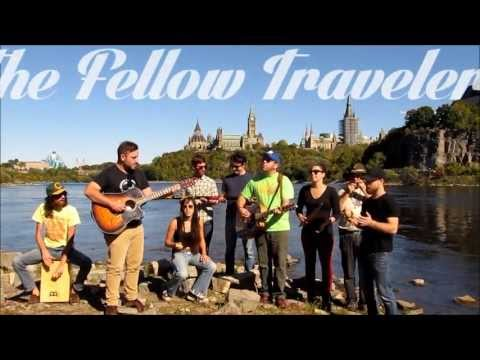 Aaron Berger And The Blue Stars Live In Ottawa With The Fellow Travelers Tour