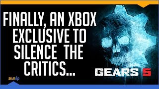 Gears 5 Is So Damn Good... (Xbox One + PC Review)
