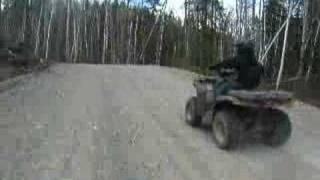 9. Polaris Hawkeye 300cc