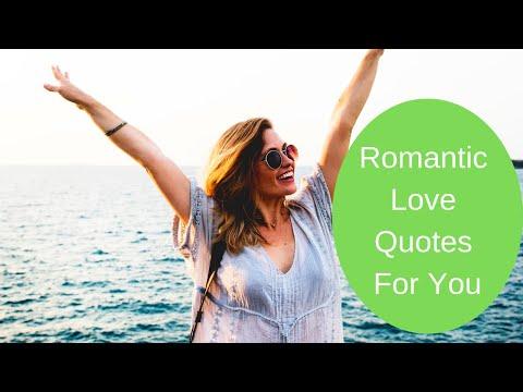 Romantic quotes - romantic love quotes for someone special