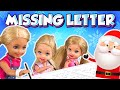 Download Lagu Barbie - The Missing Santa Letter | Ep.188 Mp3 Free