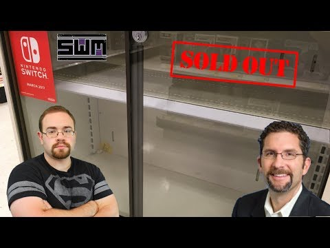 News Wave! - Nintendo Apologizes And Talks Switch Shortages