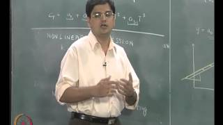 Mod-05 Lec-17 Regression and Interpolation Part 3