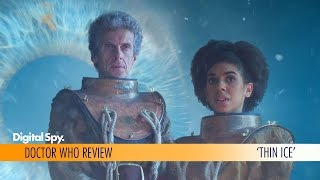 Morgan Jeffery reviews the latest episode of Doctor Who, 'Thin Ice' in which sees The Doctor and Bill in Victorian London at the last great Frost Fair.Follow Digital Spy on Twitter at http://twitter.com/digitalspyLike Digital Spy on Facebook at http://fb.com/digitalspyuk