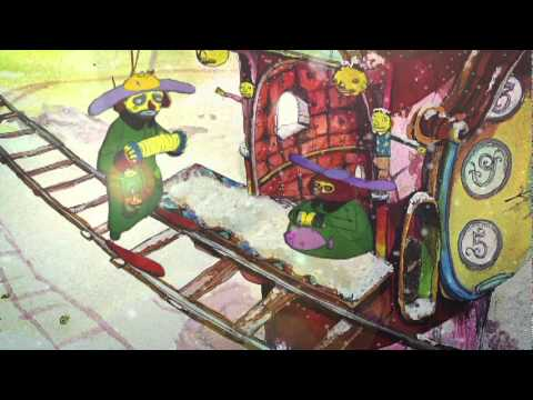 "Video: Os Gemeos ""It's Snowing"" Teaser"