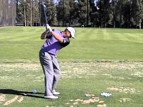 Lee Westwood Golf Swing 2013