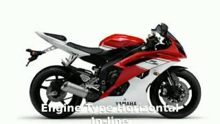10. 2009 Yamaha YZF R6 Features and Specification - traciada