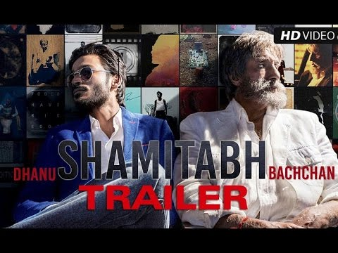 Shamitabh Movie Picture