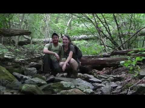 Blue Ridge Mountans Vacation - Day 2 of 8 (видео)