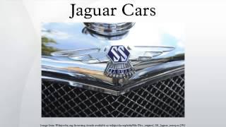 8. Jaguar Cars