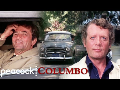 Who Would Follow A Cop?   Columbo