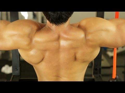 V-Shape Back Workout