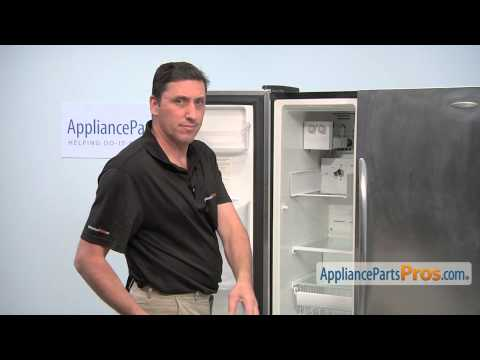 Refrigerator Icemaker (part #5304458371) – How To Replace