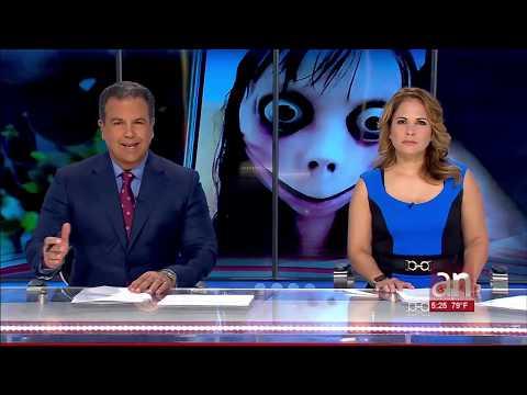 Muere niño de Miami por seguir el reto de Momo