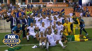 Highlights from Curacao's 1-0 upset victory over Honduras   FOX Soccer Tonight™ by FOX Soccer