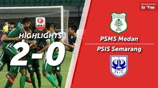 Video PSMS Medan vs PSIS Semarang: 2-0 (Extra Time) All Goals & Highlights - Semifinal Liga 2 MP3, 3GP, MP4, WEBM, AVI, FLV Februari 2018