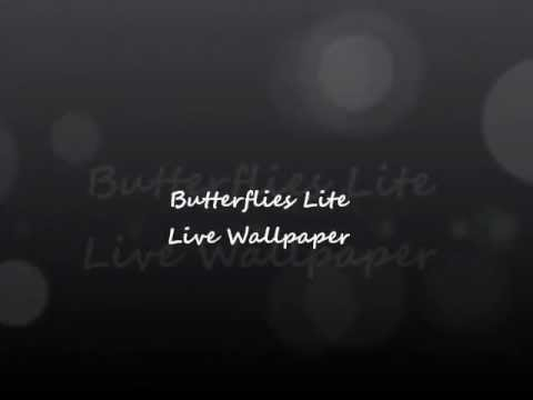Video of Butterflies Live Wallpaper