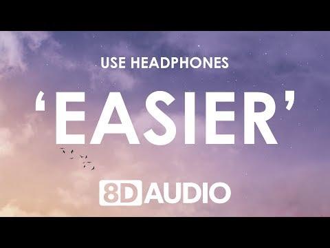 5 Seconds Of Summer - Easier (8D AUDIO) 🎧