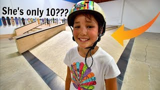 Video 10 Year Old GIRL DESTROYS BRAILLEHOUSE! MP3, 3GP, MP4, WEBM, AVI, FLV Agustus 2017