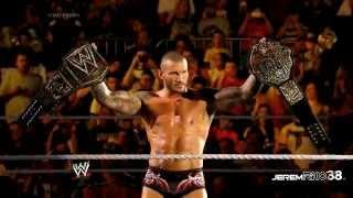 WWE Randy Orton - All RKO 2013