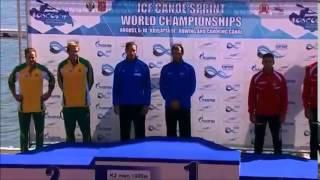 2014 Moscow K2 1000 M Men Canoe Sprint World Championships