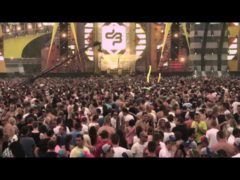 Decibel outdoor festival 2013 Frontliner DJ set movie